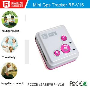 China sos panic button gps personal tracker free online software gps sim card tracker on sale