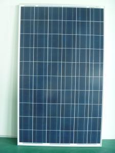 China Silicium polycristallin panneaux solaires domestiques de 255 watts 12v pour le chauffe-eau on sale