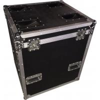 9mm Plywood With 1mm Fireproof Wood Color Rack Flight Case Standard Case