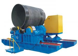 China Anti Creep Fit Up Welding Rotator , Tank Pressure Vessel Pipeline Welding Machines on sale