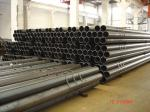 Q345B, S355 Black Round Welded Steel Tube, Structural Steel Pipes