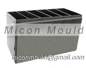 China industrial use plastic battery box mould on sale