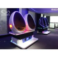 Roller Coaster 9D Adventure Extreme VR Cinemas With High Definition VR Glasses