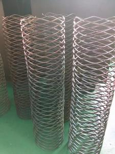 China Multiturn top wave spring manufacturer 69 turns stainless steel/17-7PH(SUS631) on sale
