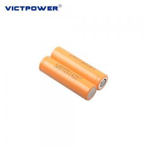 Quality Rechargeable battery ICR18650ME1 2000mah 3.6v lithium ion battery for LED light for sale