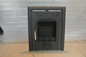China Cast Iron Fireplace Insert on sale