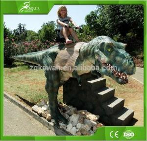 China Children commercial indoor playground equipment dinosaur rides on sale