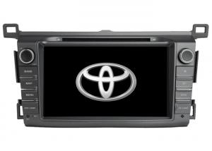 China Toyota New RAV4 2013-2015 2 Din Android 9.0 Car Multimedia DVD Player Support Iphone Mirror-Link TYT-8118GDA on sale