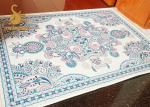 Del hermoso diseño estilo persa de las alfombras del resbalón no para el dormitorio/el comedor