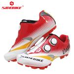 Carbon Fiber Carbon Fiber Bike Shoes / Mtb Cycling Shoes Ultra Light
