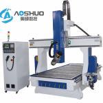 Servo Motor 1325 Cnc Router Machine , 4 Axis Engraving Machine 1300*2500*200mm