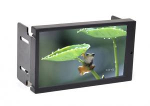 "China 6.95"" Double DIN Touch Screen LED Display for Car PC,Car Pannel Monitor ,Automobile PC In-dash Monitor on sale"
