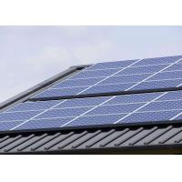 Low Iron Poly Solar Cell Panel 1950x992x45 Mm Dimension For PV Greenhouse
