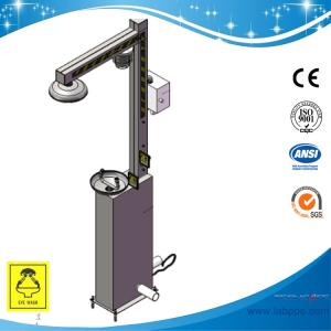 Quality SH658H-AUTO homothermal/heating/cooling Emergency shower & eyewash,Freeze/ Scald for sale