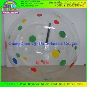 China Inflatable Water Ball Outdoor Water Walking PVC For Walking On Water TPU Ball on sale