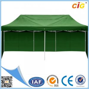 China UV Resistant Folding Exterior Garden Gazebo Tent , Marquee Party Tent Canopy on sale