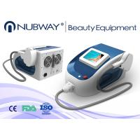 Medical 808nm Diode Laser Hair Removal Machine Partable For Home Beauty