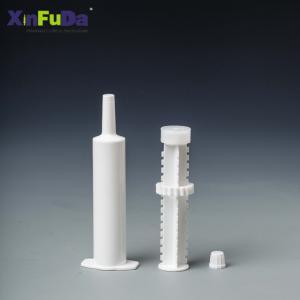 China 30ml pe dosing syringe oral paste equine syringes without needle on sale