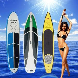 China Sunshine inflatable SUP paddle board and boat on sale