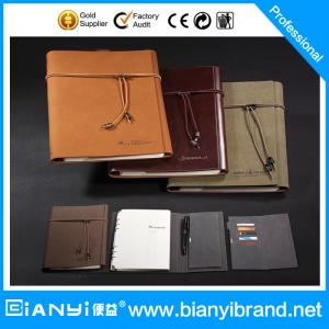 China Notebook/ spiral notebook/ soft bound notebook,executive notebook,loose leaf notebook A5 supplier