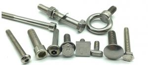 China DIN603 316 Stainless Steel Mushroom Head Bolts With Nut And Washer Sets on sale