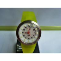 China EL light Women Analog Watch , 100 ATM Water Resistance Japan Movement on sale