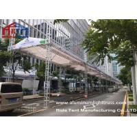 Heavy Duty Aluminum Stage Truss Banner Stand 500-800kg Loading Weight Solid Structure