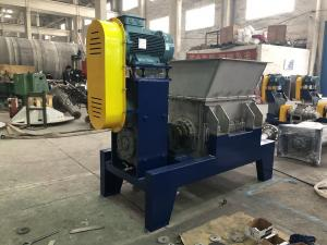 China Strong Force Slaughterhouses Used Rendering Crushing machine Bone Crusher on sale