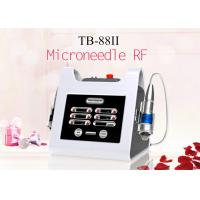 Skin Regeneration Portable Fractional RF Microneedle Machine For Face Lifting