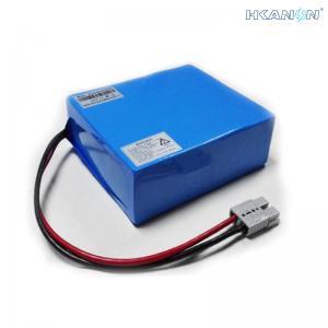 China IP65 Lithium Bike Battery , Electric Motorbike Battery Waterproof PVC Case on sale