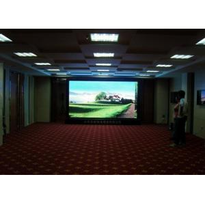 China Meeting Room Indoor Full Color LED Display P10 & 10mm Indoor SMD Led Display Screen on sale