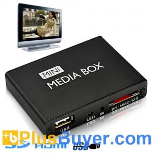 China Digital TV Media Player (HDMI/AV Out, VOB) on sale
