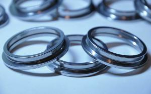 China Hard Chromium Plating Steel ring of ring frame, Ring cup for the spinning machine, Steel ring collar, Smooth polished on sale
