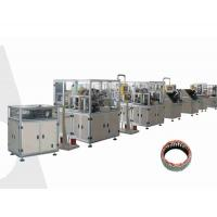 China Micro Electric Motor Production Line , Auto Starter Stator on sale