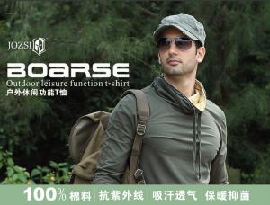 China Cheapest Price Men's Long Sleeve Blank T Shirts Design For Men In Bulk on sale