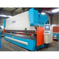 China Two Axis Press Brake Machine Numeric Control With Bending Length 2500mm-3200mm on sale