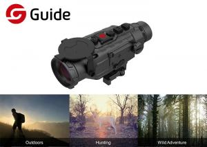 China Versatile Thermal Imaging Gun Scope , IP67 Military Thermal Imaging Scope on sale