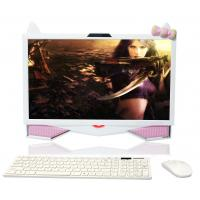 China 21.5 Stereo Speakers All in One Desktop Touchscreen Computers on sale