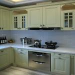 Jane European Style Kitchen Cabinets LW-EJ001
