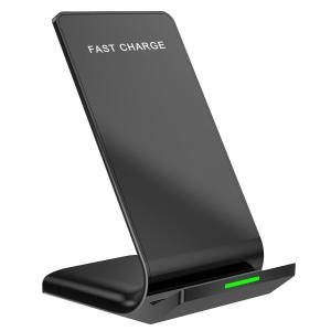 China Desktop ABS Phone holder 10W Fast Charging Portable wireless Charger on sale