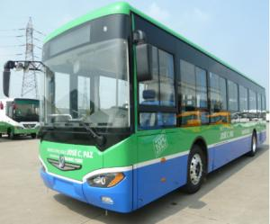China Dongfeng 12m 48 seats Electric Power City Bus for sale on sale
