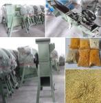 Trituradora del maíz y cortador del heno/trituradora del maíz y cortador multifuncionales del heno