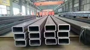 China 3x4 SHS RHS Hollow Section Galvanized Rectangular Steel Pipe and Tube on sale