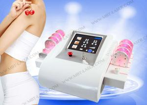 China Portable salon home laser lipolysis machine for weight loss Safe and Painless on sale