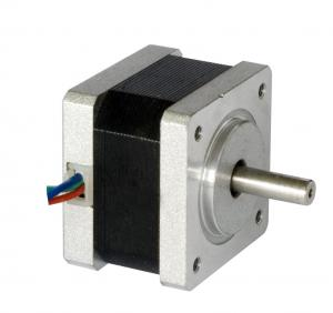 China Micro stepper motors square 39mm sub-contracted and uniform endcaps on sale