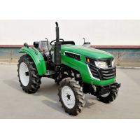 Agriculture Four Wheel Tractor 150 Hp Diesel Engine With Front Loader / Backhoe