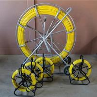 Yellow Underground Cable Tools Traceable Rodder Without Trenching / Digging