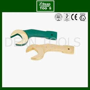 China non sparking striking bent open end wrench on sale
