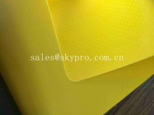 China Custom Printing Fireproof Tarpaulin PVC Truck Cover Moulded Rubber Products on sale