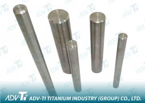 China GR1 Low Density Pure Titanium Alloy Bar ASTMB348 / ASTMF67 / ASTMF136 on sale